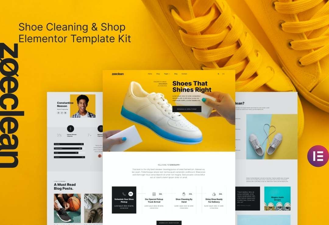 Zoeclean - Cleaning & Shop