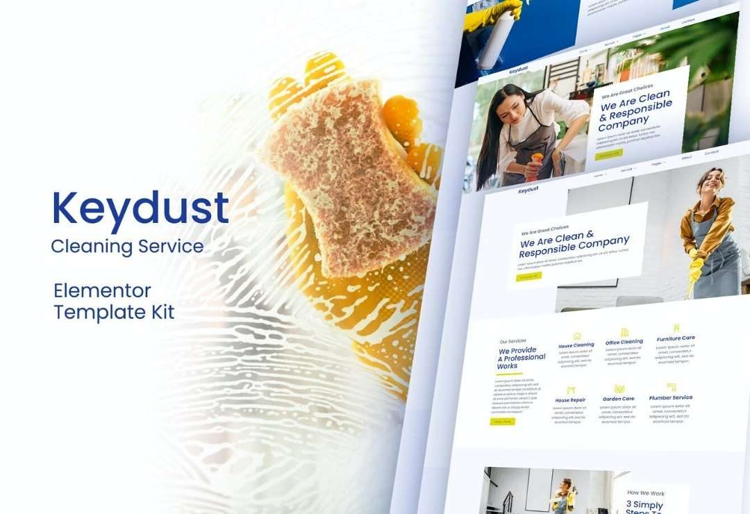 Keydust - Cleaning Service